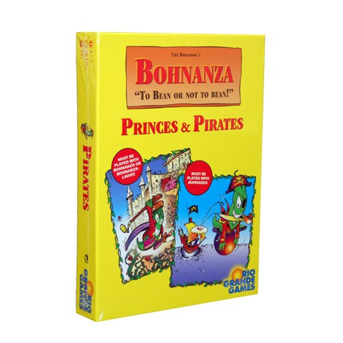 Bohnanza: Princes & Pirates Expansion
