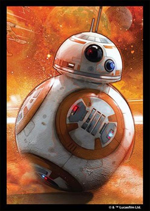 Fantasy Flight Card Sleeves: Star Wars - BB-8 LE (50)