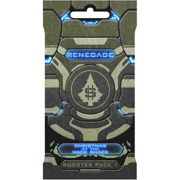 Renegade: Christmas at the Hack Shack Booster Pack