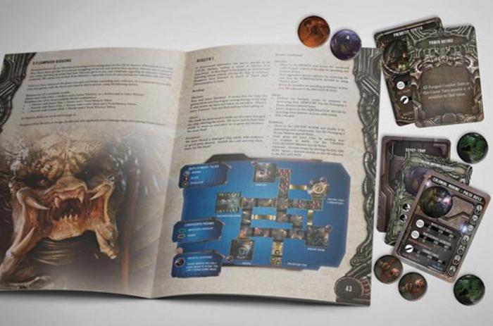 Alien vs Predator: The Hunt Begins (2nd Edition) - Upgrade Pack