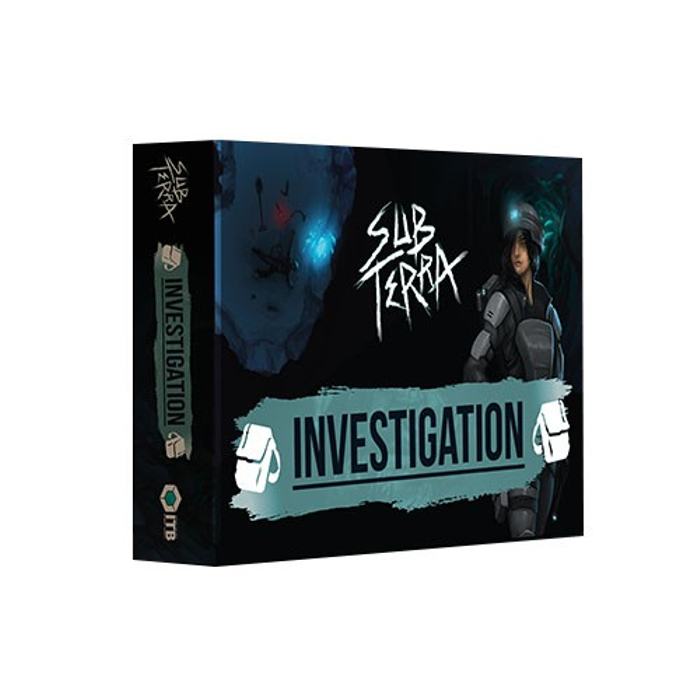 Sub Terra: Investigation Expansion