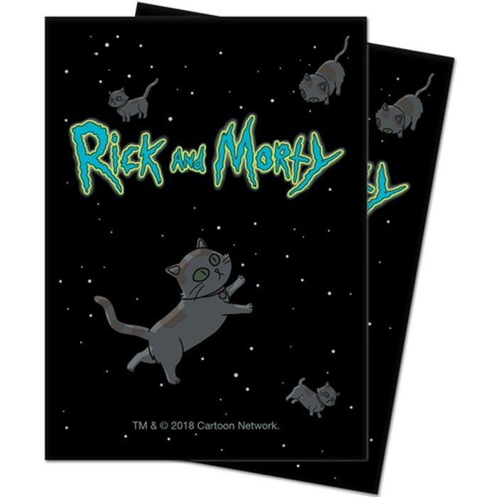 Card Sleeves: Rick & Morty V2 (65)