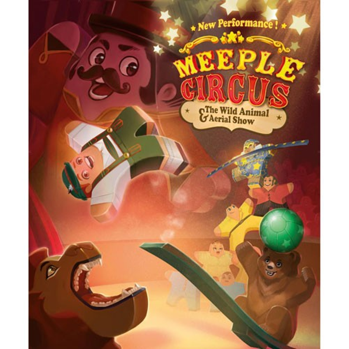 Meeple Circus: Wild Animal & Aerial Show