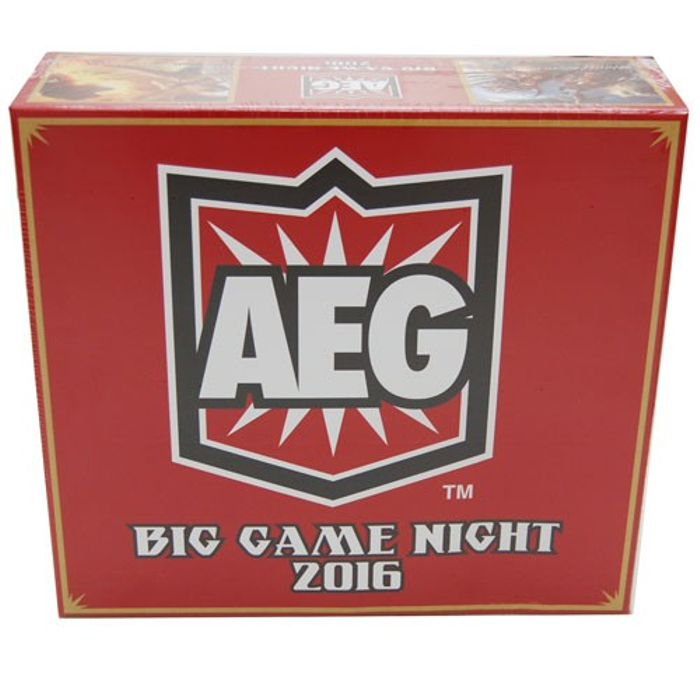 Big Game Night - 2016