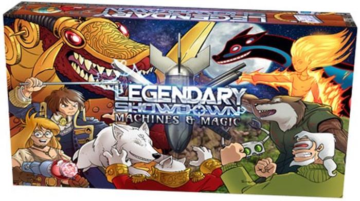 Legendary Showdown: Machines & Magic
