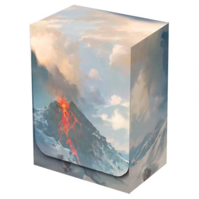 Lands Deck Box: Mountains