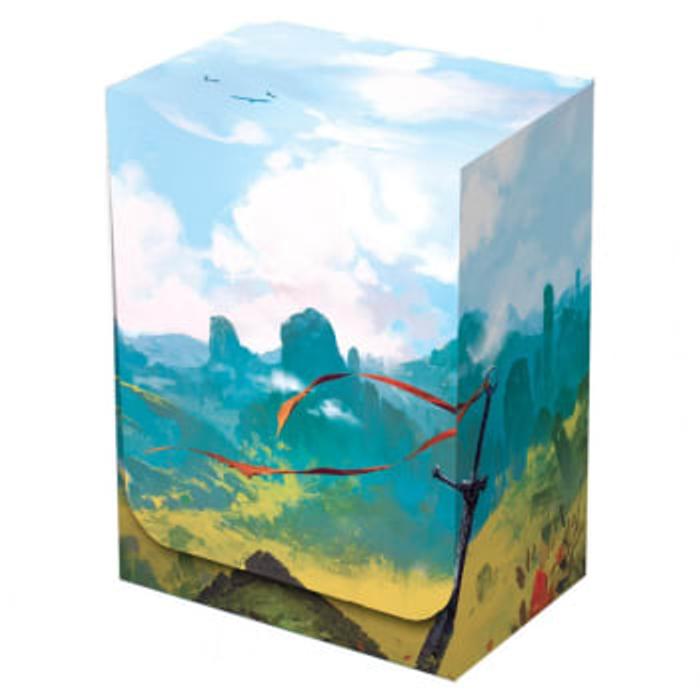 Lands Deck Box: Plains