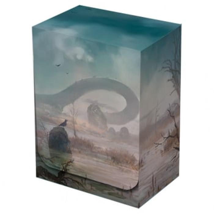 Lands Deck Box: Swamps