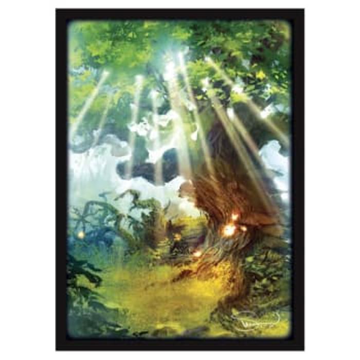 Matte Sleeves: Lands - Forest (50)