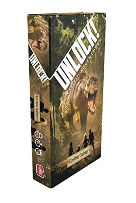Unlock! Expedition Challenger