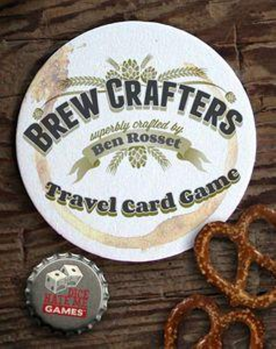 Brewcrafters: The Travel Card Game