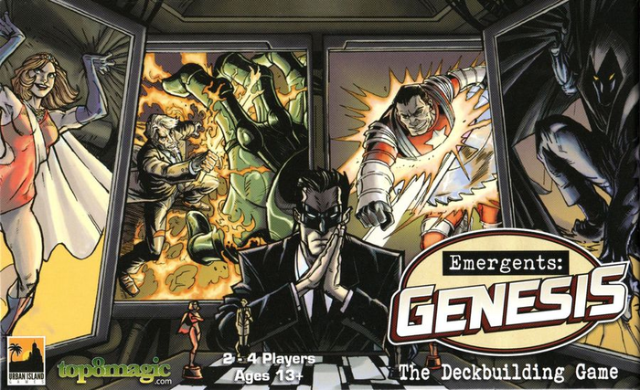 Emergents: Genesis – The Deckbuilding Game