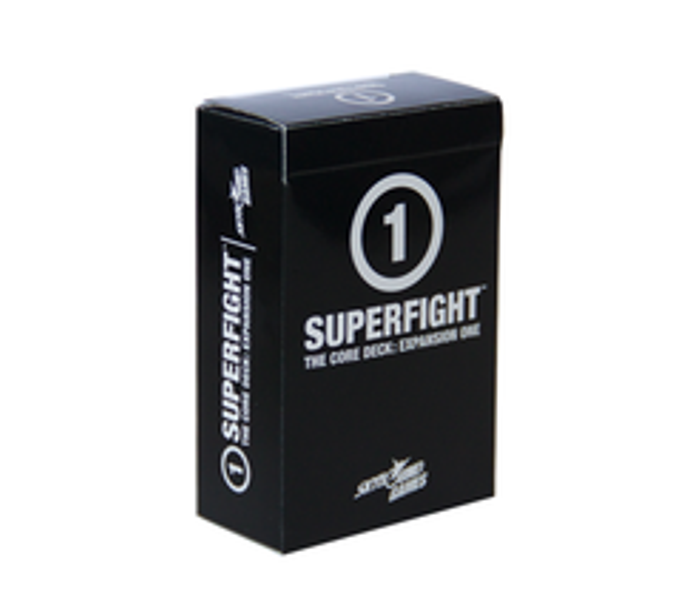 Superfight: Core Expansion one