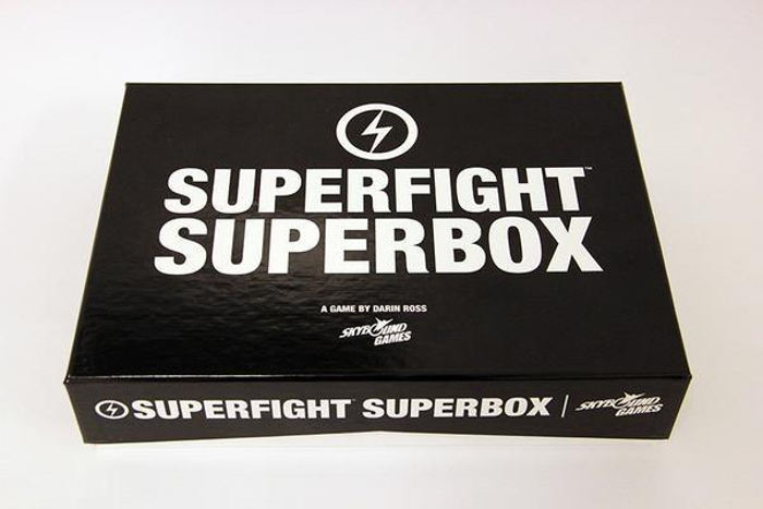 Superfight: Superbox