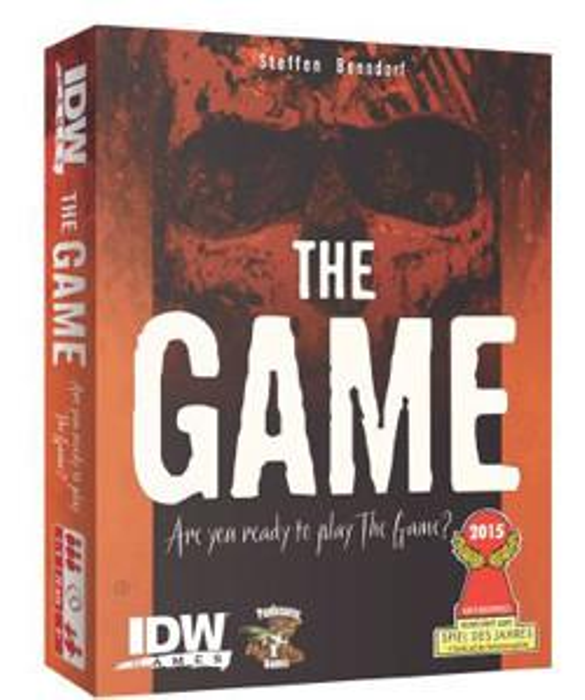 The Game: Are you ready to play the Game?