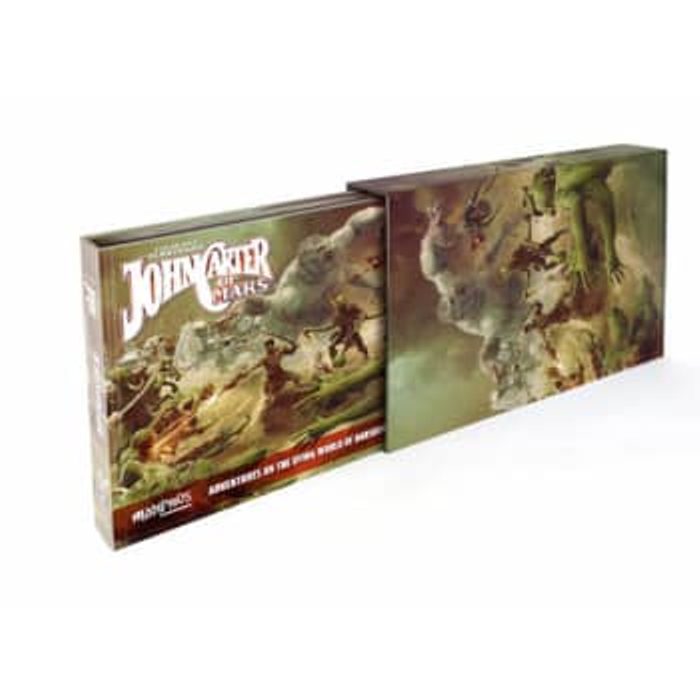 John Carter of Mars: Collectors Slipcase Set