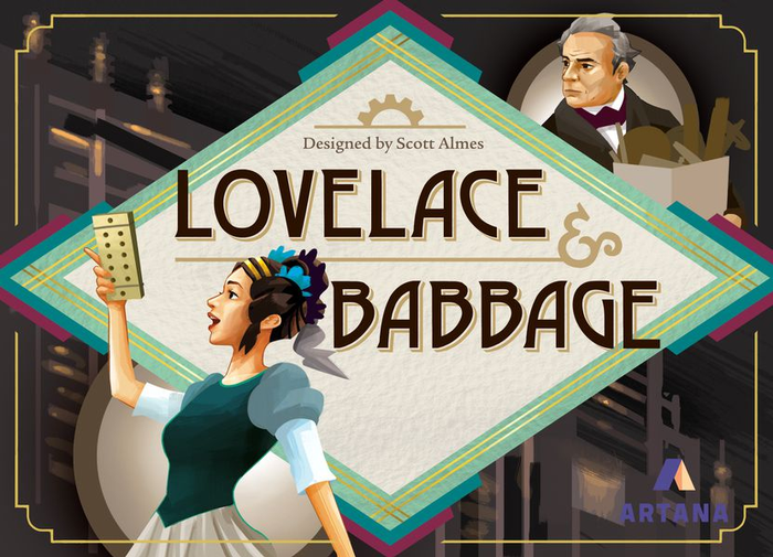 Lovelace and Babbage