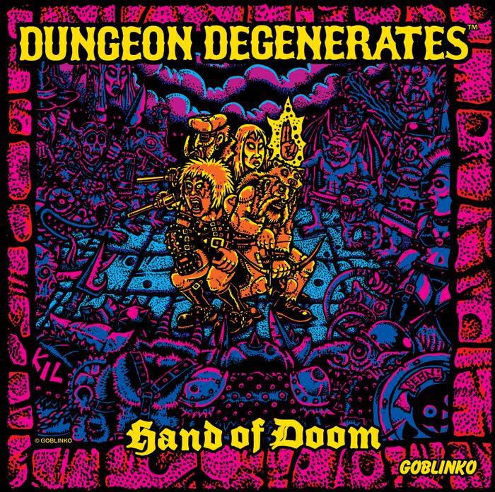 Dungeon Degenerates - Hand of Doom