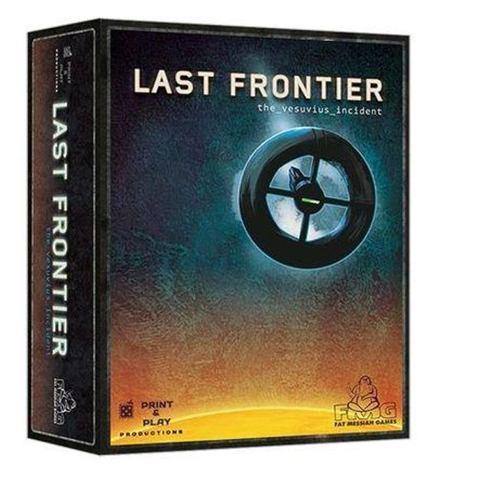 Last Frontier: The Vesuvius Incident