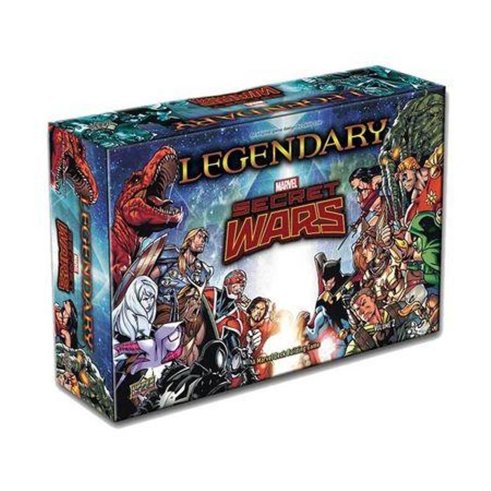 Legendary: Secret Wars – Volume 2