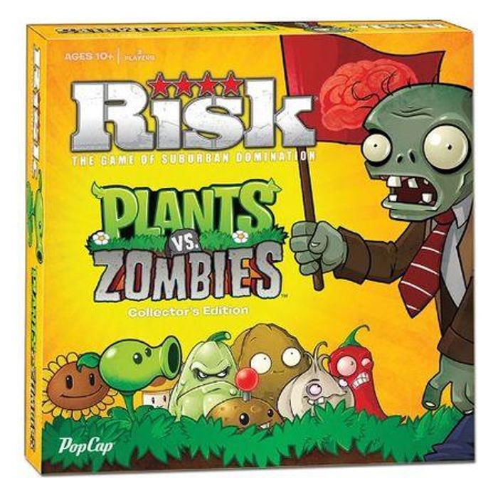 Risk: Plants vs. Zombies