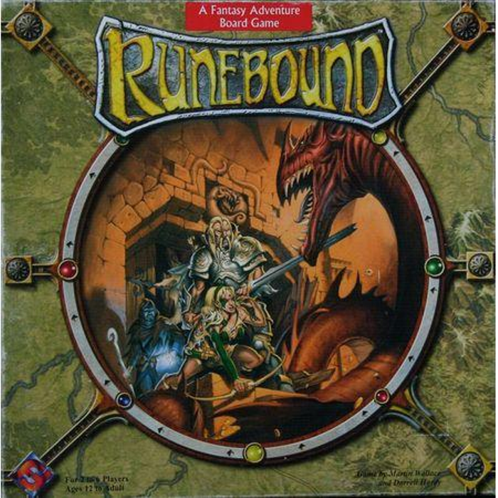 Runebound (First Edition)