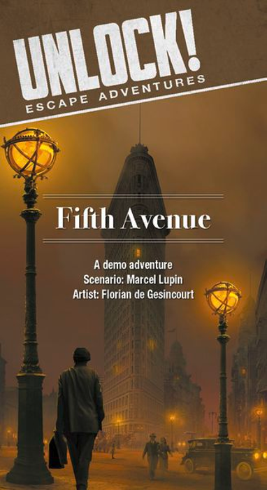 Unlock! Fifth Avenue
