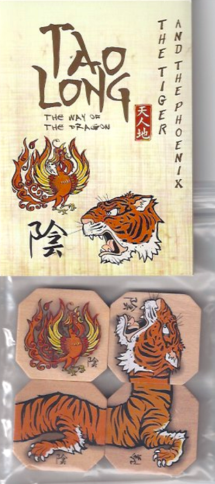 Tao Long: The Way of the Dragon – The Tiger and the Phoenix