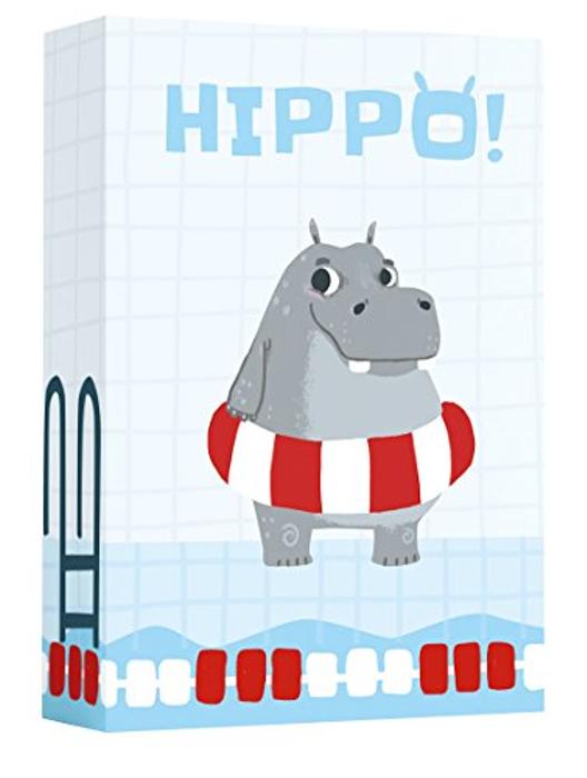 Helvetiq Hippo Board Game