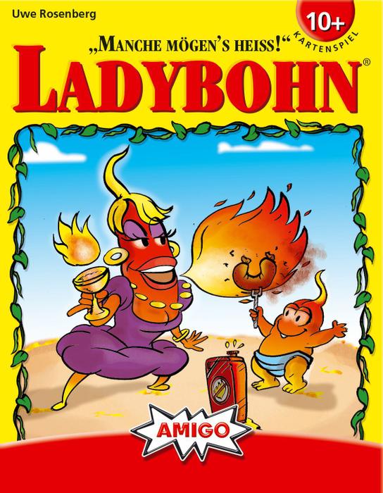 Ladybohn: Manche mögen's heiss!