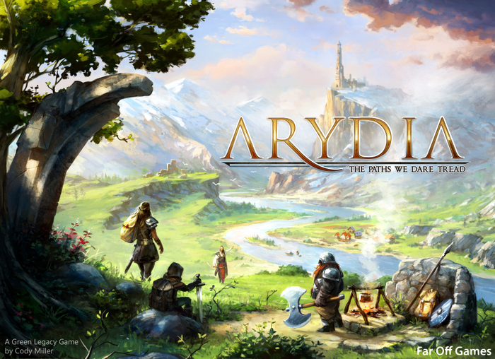 Arydia: The Paths We Dare Tread
