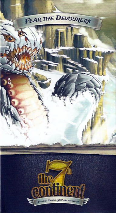 The 7th Continent: Fear the Devourers