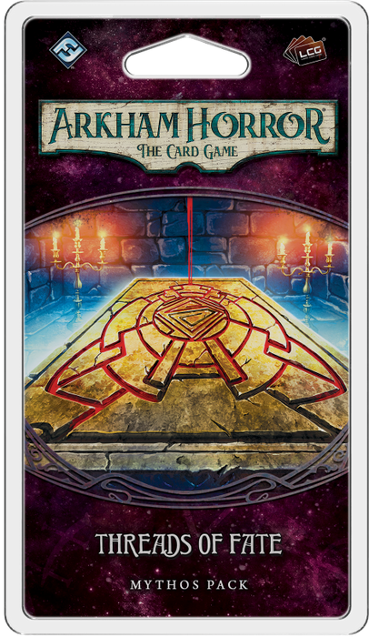 Arkham Horror: The Card Game – Threads of Fate: Mythos Pack