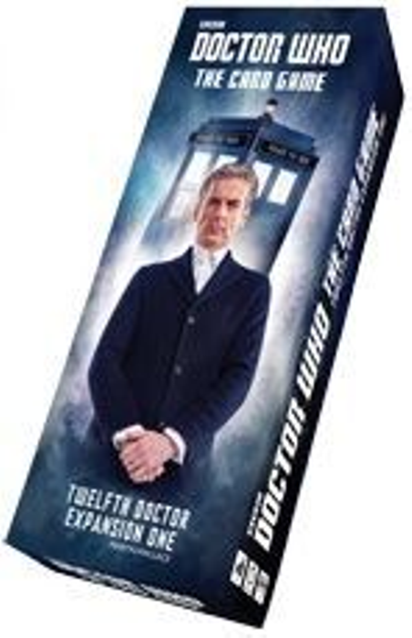 Doctor Who: The Card Game – Twelfth Doctor Expansion One