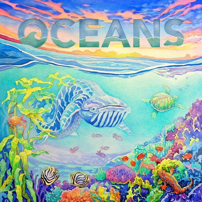 Oceans: An Evolution Game