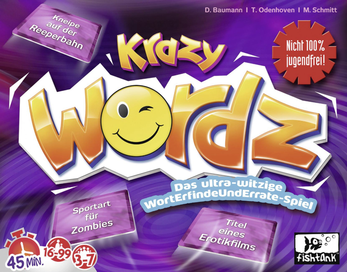 Krazy Wordz
