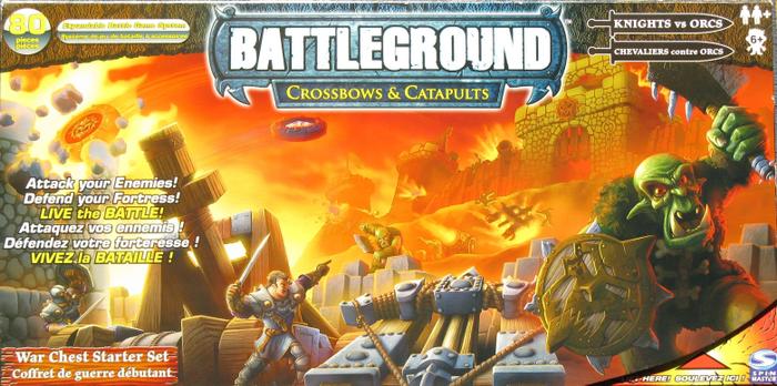 Battleground: Crossbows & Catapults War Chest Starter Set