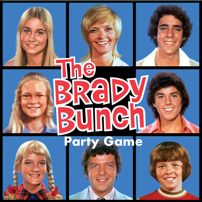 The Brady Bunch Party Game