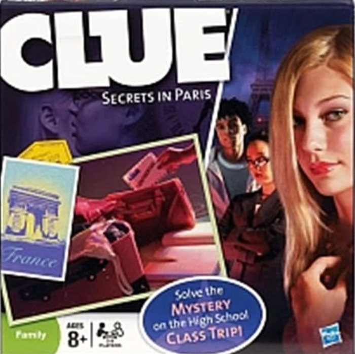 Clue: Secrets in Paris