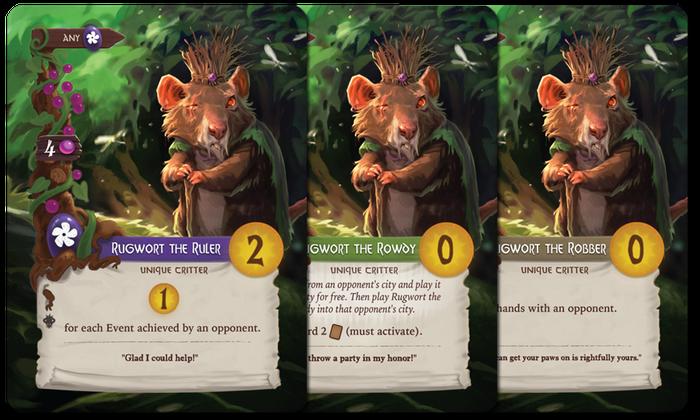Everdell: Rugwort Pack