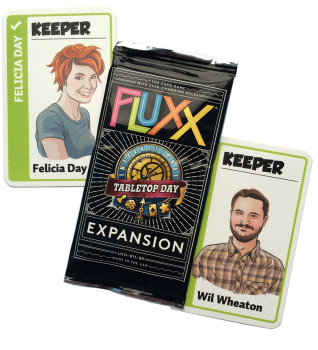 Fluxx: International TableTop Day Expansion