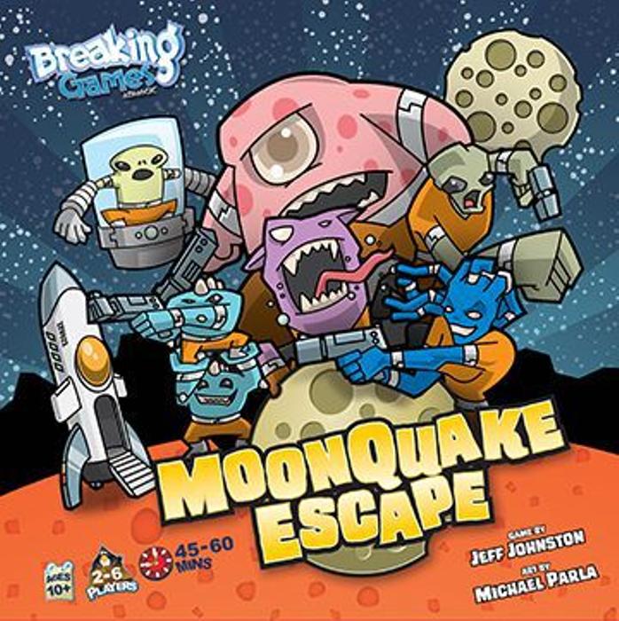 MoonQuake Escape