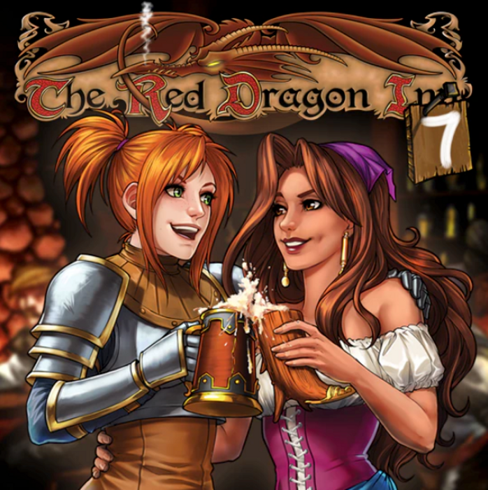 The Red Dragon Inn 7: The Tavern Crew Collector's Edition