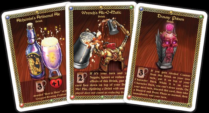 The Red Dragon Inn: 2017 SlugCrew Minor Reward