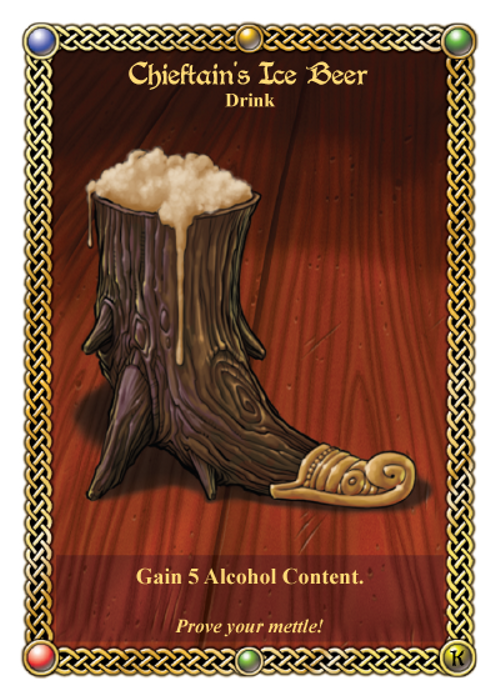 The Red Dragon Inn: Chieftain's Ice Beer