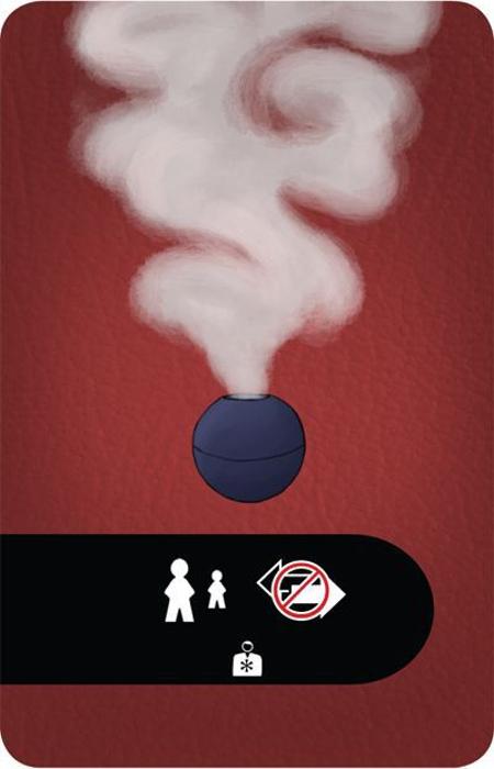 [redacted]: Smoke Bomb