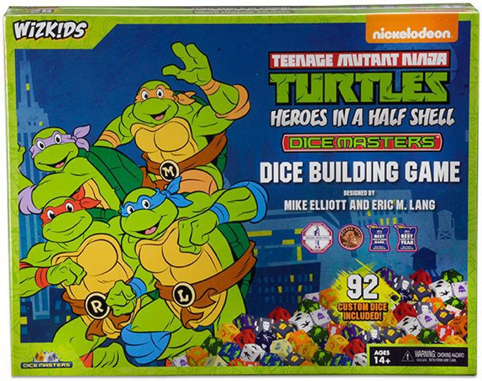 Teenage Mutant Ninja Turtles Dice Masters: Heroes in a Half Shell