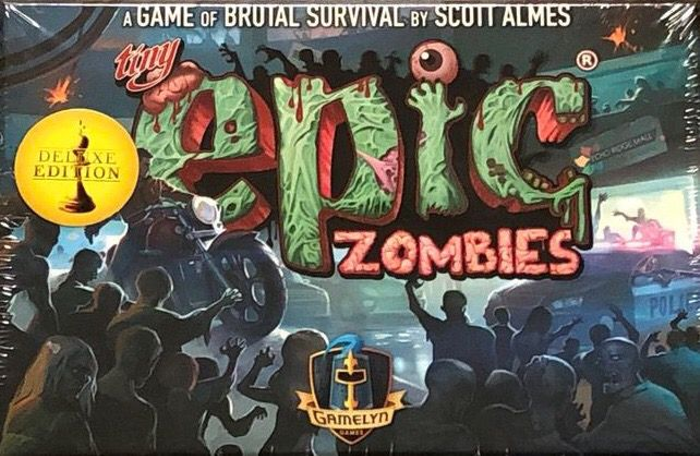Tiny Epic Zombies Deluxe Edition