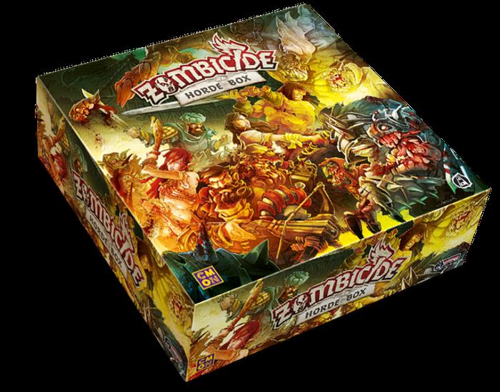 Zombicide: Green Horde – Horde Box