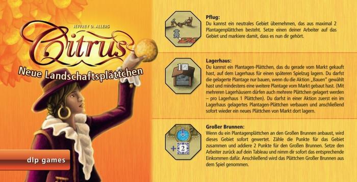 Citrus: New Landscape Tiles